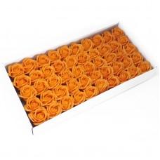 Muilo rožė. Spalva oranžinė