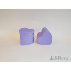 Dekoratyvinė gėlių dėžutė. Spalva violetinė