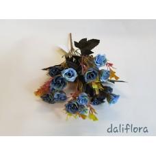 Dirbtinių gėlių puokštė