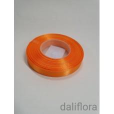Atlasinė juostelė. Spalva oranžinė