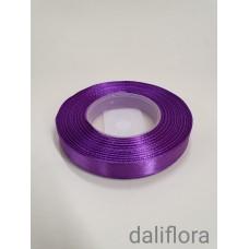 Atlasinė juostelė. Spalva violetinė