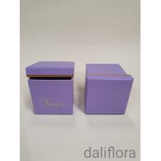 Gėlių dėžutė. Spalva violetinė