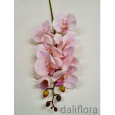 Dirbtinė orchidėja. Spalva ružava