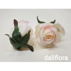 Rožių žiedai. Spalva rožinė - pastelinė