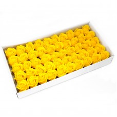 Muilo rožė. Spalva geltona