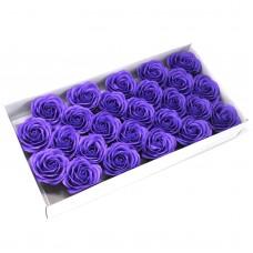 Muilo rožė. Spalva violetinė
